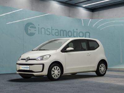 gebraucht VW up! up! up! 1.0 moveTelefon Klima Bluetooth