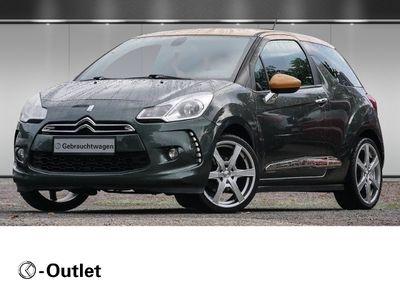 gebraucht Citroën DS3 1.6 VTi 120 SoChic ALU/Klima/PDC/SHZ