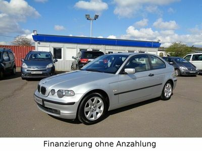 gebraucht BMW 318 Compact Compact ti erst 79900KM Automatik