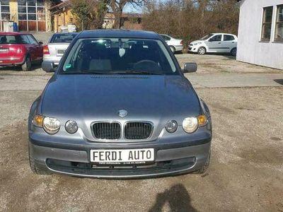 gebraucht BMW 318 Compact E46 D /**Klima**/ TÜV 08.2022