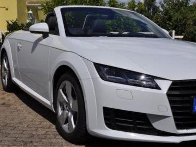 gebraucht Audi TT Roadster TDI ultra 6 Gang, Garantie bis 05.2020
