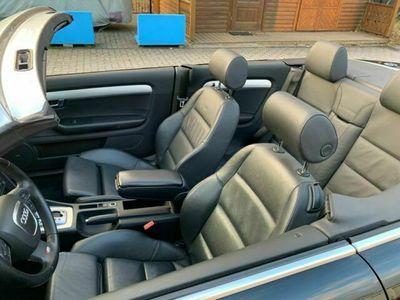 gebraucht Audi A4 Cabriolet 3.0 TDI quattro 2x S Line+ wie80Tkm als Cabrio/Roadster in Braak bei Hamburg