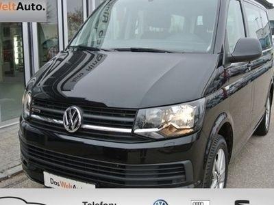 gebraucht VW Multivan T6Trendline 2.0 TDI 4Mo+NAVI+PDC+SRA (Klima Einparkh