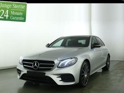 gebraucht Mercedes E250 AMG LED+Navi+SHZ+PTS+Kamera+20''.+Night-P.