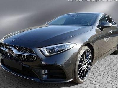 gebraucht Mercedes 450 CLS4M Coupé AMG-Line 20''Widescreen Dist. S
