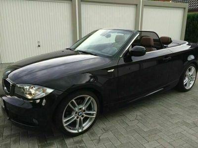 gebraucht BMW 125 Cabriolet i M-Paket Scheckheft Drittwagen/Sommer