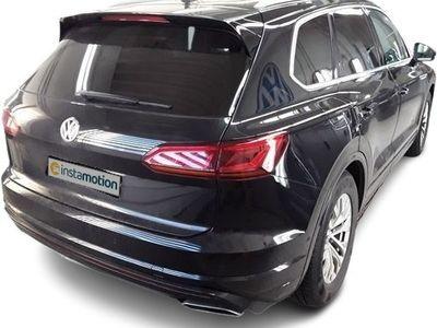 gebraucht VW Touareg TouaregR-LINE 3.0TDI 286PS DSG ACC.5J-G.STHZG.A