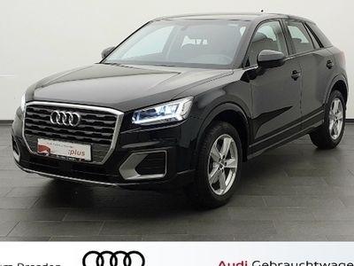 gebraucht Audi Q2 sport 1.0 TFSI/LED-SW/Navi