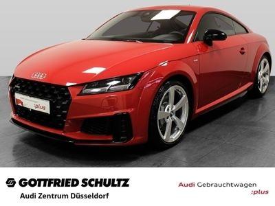gebraucht Audi TT Coupe 45 TFSI quattro S-tronic S line