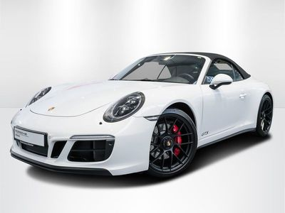 gebraucht Porsche 911 Carrera 4 Cabriolet 991 GTS LED BOSE Keyless
