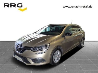 gebraucht Renault Mégane Grandtour IV 1.3 TCe 140 Energy Limited A