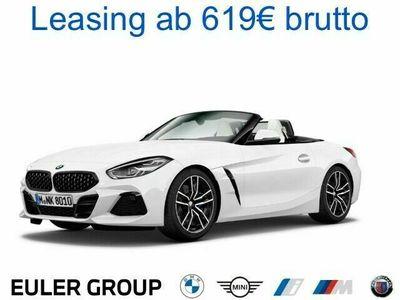 gebraucht BMW Z4 M 40i A Leder LED Navi AD HUD Fernlichtass. PDCv+h LED-hinten LED-Tagfahrlicht Multif.Lenkrad