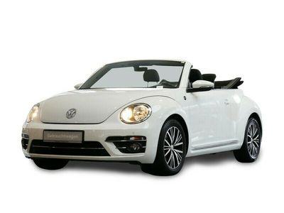 gebraucht VW Beetle Cabriolet 1.2 TSI Sound BMT SHZ NAVI EU6