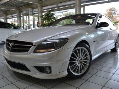 gebraucht Mercedes CL63 AMG AMG 7G-TRONIC Leder/Navi/Xenon/SoftClose