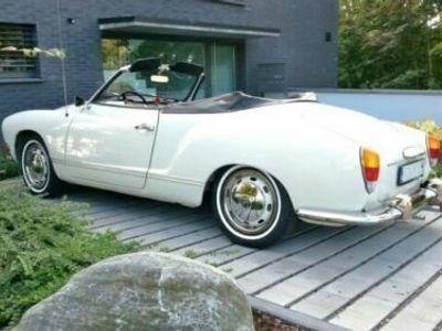käytetty VW Karmann Ghia komplett restauriert, TOP Zustand