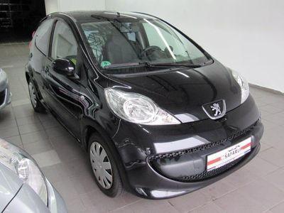 gebraucht Peugeot 107 70 2-Tronic Filou 2.Hand Automatik Klima TÜV++++