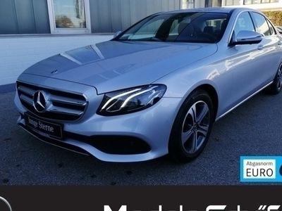 gebraucht Mercedes E220 4M Avantgarde 9G Com 360° LED Kam Wide
