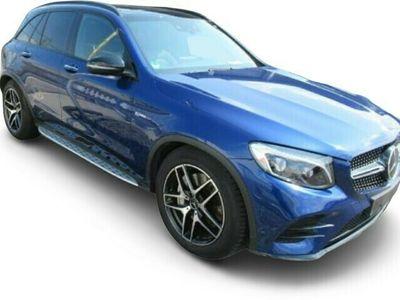 gebraucht Mercedes GLC43 AMG GLC 43 AMGAMG 4M Night Abstandstemp. LED Pano HUD N