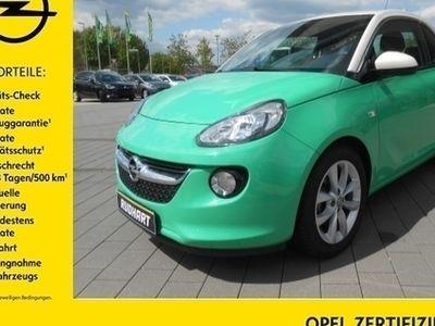 gebraucht Opel Adam 1.4 Jam Dachpaket Allwetterreifen Bluetooth