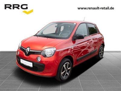 gebraucht Renault Twingo TwingoIII 1.0 SCe 70 LIMITED Sitzheizung, Klima