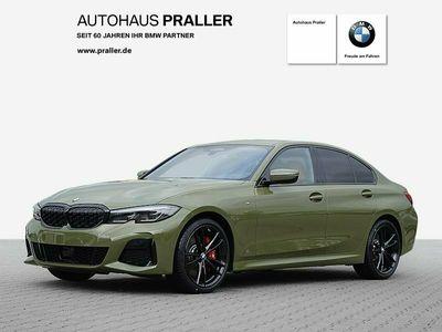 gebraucht BMW M3 40d xDrive Limo INDIVIDUAL URBAN GREEN M Laser