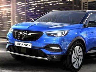 gebraucht Opel Grandland X Edition 1.2 Turbo