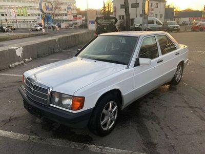 used Mercedes 190 D 2.5 Sehr gepflegt!
