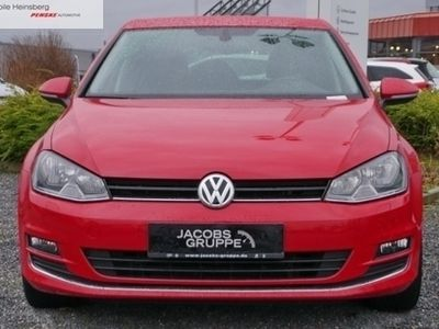 gebraucht VW Golf VII LOUNGE 1.6 TDI BMT Parkassistent, Light A