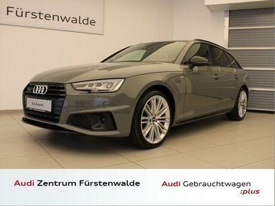 gebraucht Audi A4 Avant 40TDI q.Stron.sport Sline HEAD MATRIX