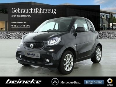 gebraucht Smart ForTwo Coupé 52 kW Passion Cool & Audio Pano SH
