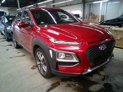 used Hyundai Kona 1.6 T-GDI DCT 4WD Style / LED-P. / Technik-P.
