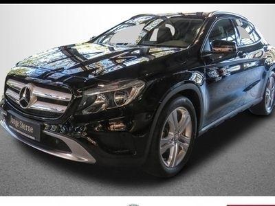 gebraucht Mercedes GLA200 Urban Sitzheizung Tempomat Rückfahrkam. Fahrzeuge kaufen und verkaufen