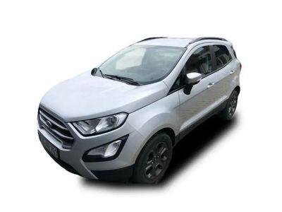 gebraucht Ford Ecosport EcoSportCool&Co,Sync3,Navi,Winterpa,PDC,5J.Gara