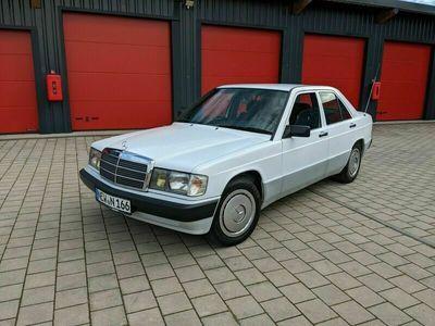 gebraucht Mercedes 190 1.8 W201