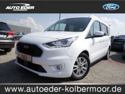 gebraucht Ford Tourneo Connect Grand 1.5 TDCiEcoBlue Titanium SS