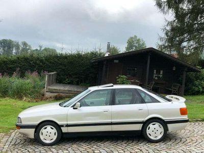 gebraucht Audi 90 5Zylinder 2,3E 136PS ,Leder,Klima,SHZ