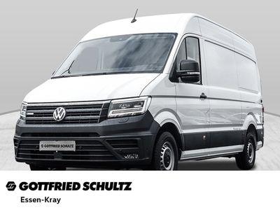 gebraucht VW e-Crafter 35 Kasten Hochdach 100 kW EM85 1-Gang Leasingrate ab 299€ mit Umweltbonus Navi Ladekabel Holzboden