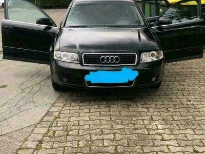 gebraucht Audi A4 1.6 neue AllwetterreifenTÜV 07/22 Kombi Avant
