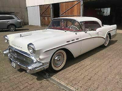 gebraucht Buick Special 1957Hardtop Coupé als Sportwagen/Coupé in Stockstadt/Rh.