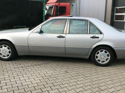 gebraucht Mercedes 320 SE noch 2 Jahre bis H 1 Hand W140