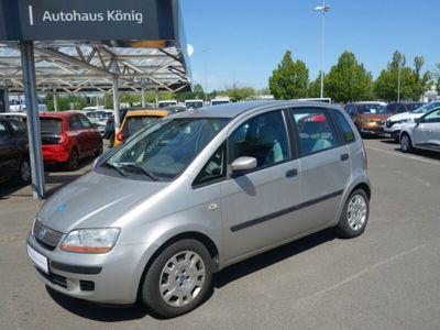gebraucht Fiat Idea 1.3 16V Class Klimaanlage