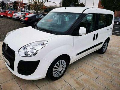 gebraucht Fiat Doblò Dynamic Klima