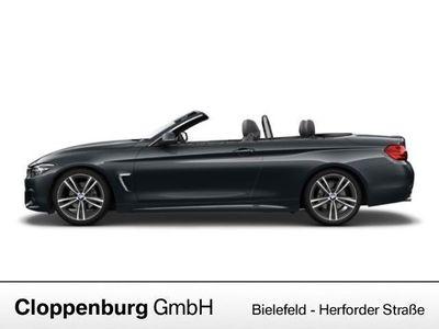 gebraucht BMW 420 d SAG 19Z M Sportpaket Nackenwärmer AHK Ope