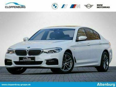 gebraucht BMW 520 d M-Sport Limousine/ 389,- ohne Anz.