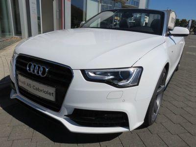 gebraucht Audi A5 Cabriolet 2.0 TDI Sport Edition plus MMI Navi