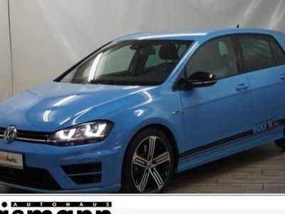 gebraucht VW Golf VII R VII 2.0 TFSI 4Motion XENON+NAVI+ACC+PDC+