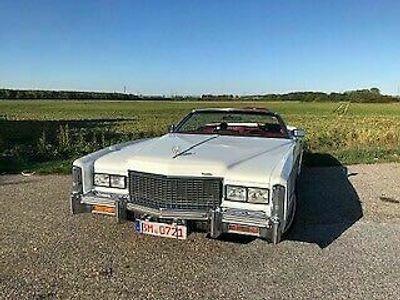 gebraucht Cadillac Eldorado Nostalgie pur:weiß 1976