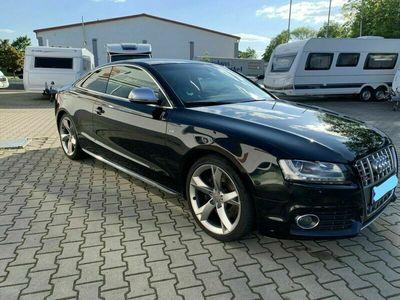 gebraucht Audi S5 Coupe 4.2 mit guter Ausstattung (B&O,Leder..)