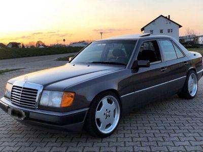 gebraucht Mercedes E200 Limousine Tüv/NEU Automatic,SH,TIEF/BREIT
