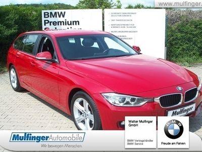 gebraucht BMW 320 d Touring Xenon Klima el. Fenster